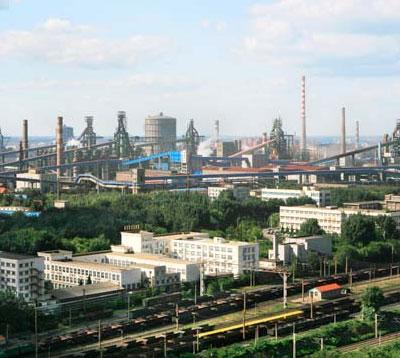 鞍山钢铁集团
